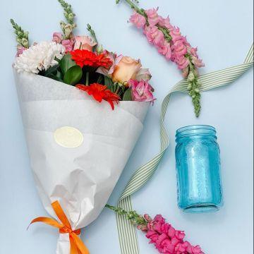 Junior DIY Florist Kit - Blue