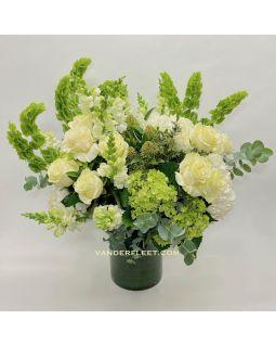 Serenity Vase Floral Design
